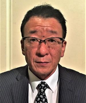 画像:隅野会長